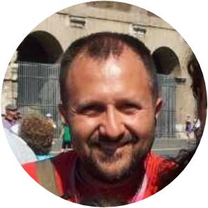 Fabio<br /> operatore Caritas